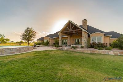 Paint Rock Single Family Home For Sale: 15901 Fm 2402