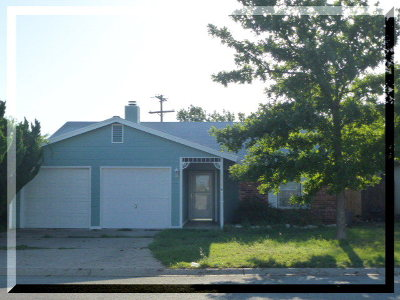 San Angelo, Wall, Christoval Rental For Rent: 1806 High Butte Dr