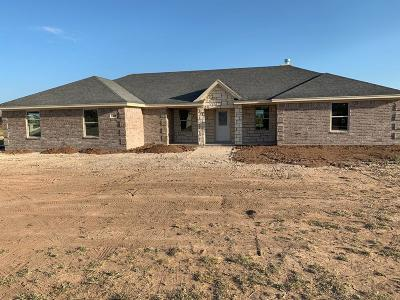 San Angelo Single Family Home For Sale: 1468 Reece Rd