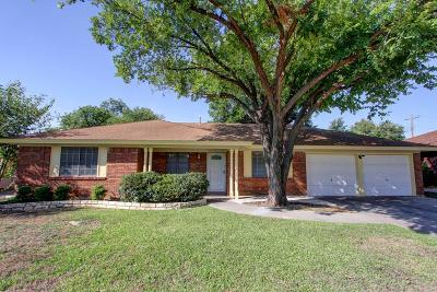 College Hills, College Hills South Single Family Home For Sale: 3319 Tanglewood Dr