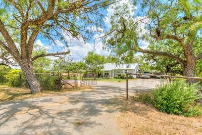 Ballinger Single Family Home For Sale: 201 County Rd 288
