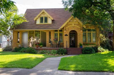 San Angelo TX Single Family Home For Sale: $279,500