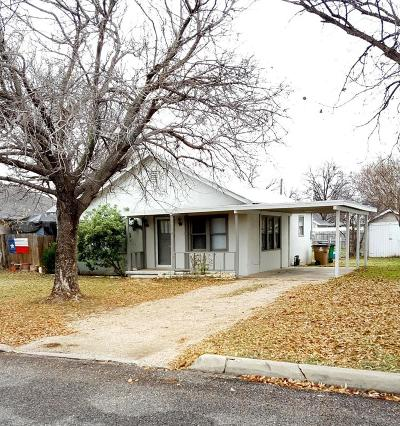 Single Family Home For Sale: 2203 W Ave L