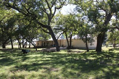 San Angelo Single Family Home For Sale: Tbd Fm 2335