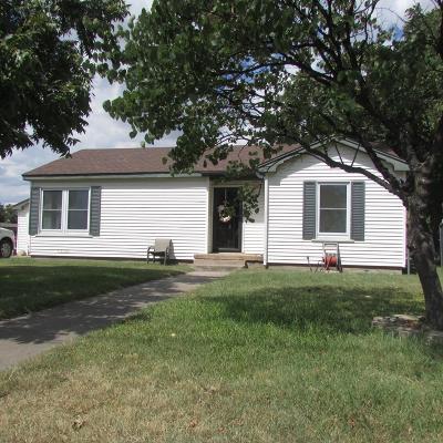 Eldorado Single Family Home For Sale: 312 W Field Ave