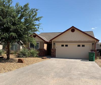 San Angelo Single Family Home For Sale: 1619 Kimrey Lane