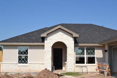San Angelo Single Family Home For Sale: 1017 Hope Court