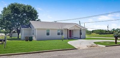 San Angelo Single Family Home For Sale: 1701 Cloud Ave