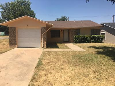 San Angelo, Wall, Christoval Rental For Rent: 2220 North St