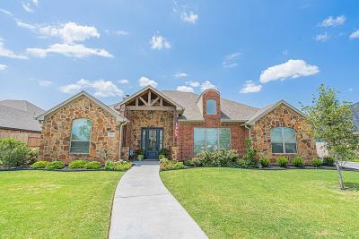 San Angelo Single Family Home For Sale: 4705 Shadow Creek