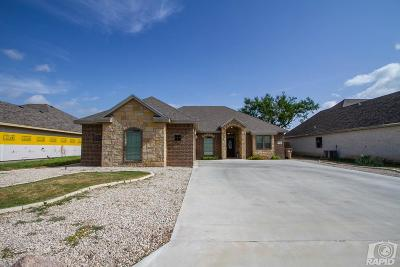 San Angelo Single Family Home For Sale: 1954 Pine Valley St