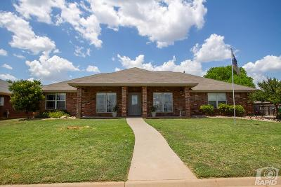 San Angelo Single Family Home For Sale: 222 Drexel Dr