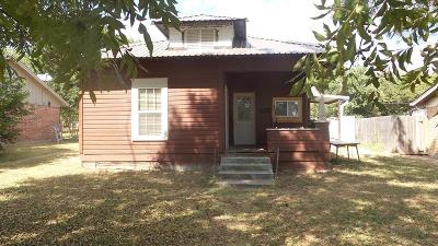 Ballinger Single Family Home For Sale: 506 N 6th St