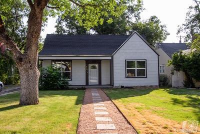 San Angelo Single Family Home For Sale: 418 S Monroe St