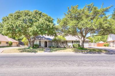 San Angelo TX Single Family Home For Sale: $283,500