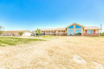 Christoval Single Family Home For Sale: 2246 Venado Dr
