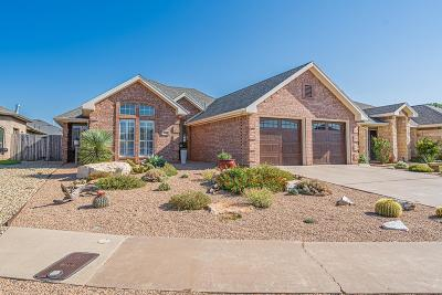 San Angelo Single Family Home For Sale: 5914 Southampton Place