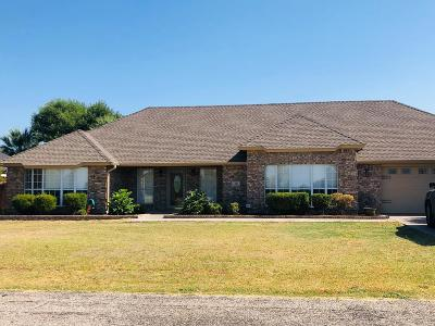 San Angelo Single Family Home For Sale: 1413 St Andrews Rd