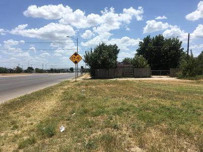 San Angelo Residential Lots & Land For Sale: 501 W Ave V