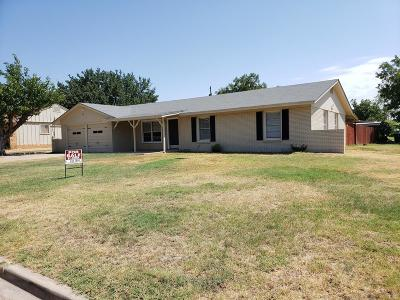 College Hills, College Hills South Single Family Home For Sale: 2602 A&m Ave