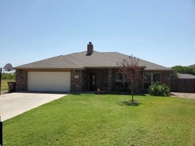 San Angelo TX Single Family Home For Sale: $217,000