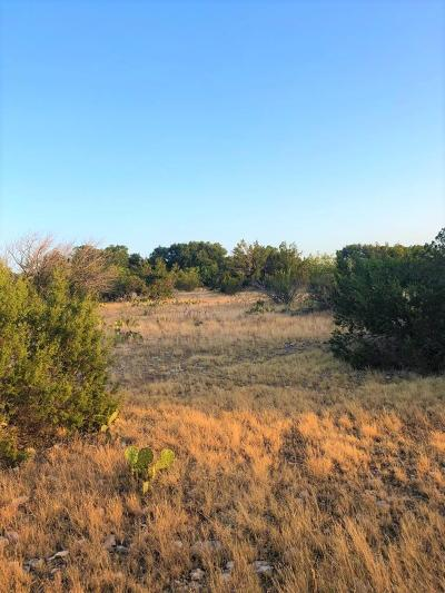 Christoval Residential Lots & Land For Sale: 21609 Ash Logan Ct