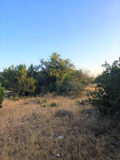 Christoval Residential Lots & Land For Sale: 21631 Ash Logan Ct