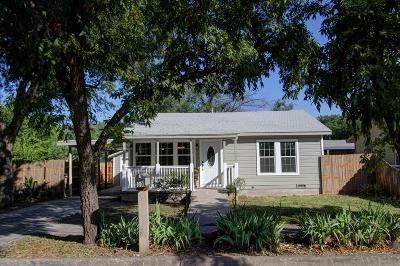 San Angelo Single Family Home For Sale: 30 E 11th St