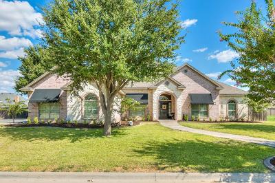 San Angelo Single Family Home For Sale: 4710 Muirfield Ave