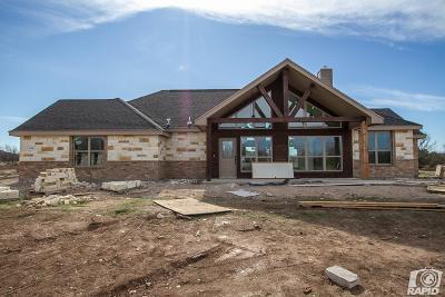 Christoval Single Family Home For Sale: 9248 Remuda Lane