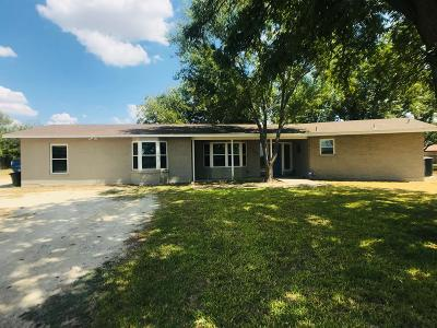 Single Family Home For Sale: 2025 Country Club Est Circle
