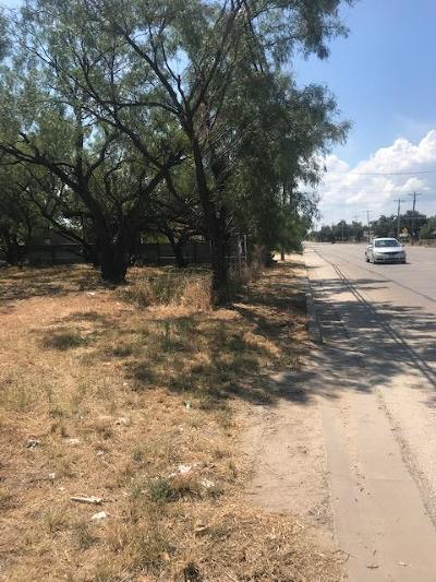 San Angelo Residential Lots & Land For Sale: 2588 Armstrong St
