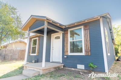 San Angelo Single Family Home For Sale: 2609 North St
