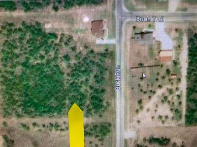 San Angelo Residential Lots & Land For Sale: 3235 Buck Run