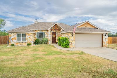 San Angelo TX Single Family Home For Sale: $230,000