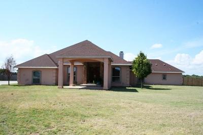 San Angelo Single Family Home For Sale: 1617 Stonebridge Dr