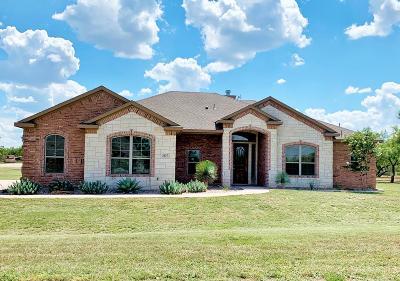 San Angelo Single Family Home For Sale: 3137 Lakota Lane