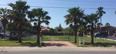 South Padre Island Residential Lots & Land For Sale: 5809 Padre Blvd.