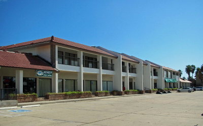 Commercial Lease For Lease: 5800 Padre Blvd. #208