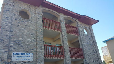 South Padre Island Condo/Townhouse For Sale: 123 E Cora Lee Dr. #301