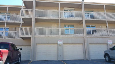 South Padre Island Condo/Townhouse For Sale: 115 E Coronado Dr. #202