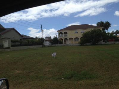 South Padre Island Residential Lots & Land For Sale: 5507 Padre Blvd.