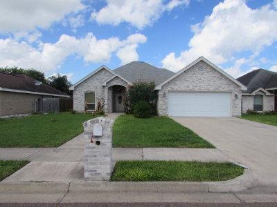 Harlingen Single Family Home For Sale: 318 W Vinson