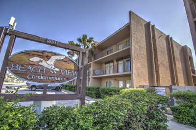South Padre Island Condo/Townhouse For Sale: 2401 Gulf Blvd. #208