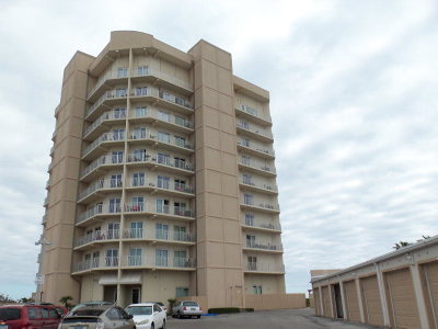 South Padre Island Condo/Townhouse For Sale: 2000 Gulf Blvd. #201