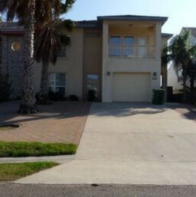 South Padre Island TX Single Family Home For Sale: $415,000
