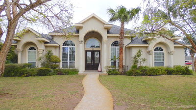 Laguna Vista Single Family Home For Sale: 15 Ocelot Trail