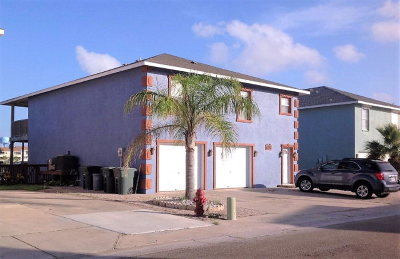 Port Isabel Single Family Home For Sale: 1393 Harbor Island Dr.