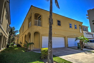 South Padre Island Condo/Townhouse For Sale: 6506 Bayview