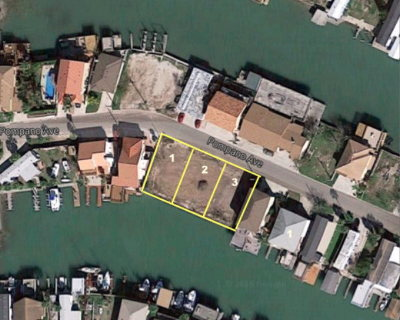 Residential Lots & Land Sold: Lots 1-3 Pompano Ave.